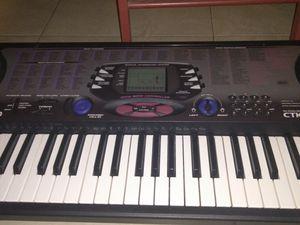 CTK Casio Keyboard (61 Keys) for Sale in Miami, FL