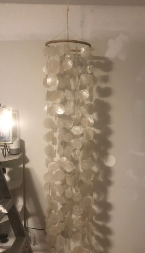 Seashell chandelier for Sale in San Diego, CA