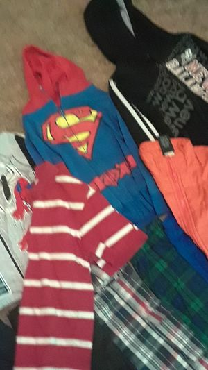 Kits clothes, boys, size: 5-6 & lots of baby clothes (diff. Sizes) diapers (in pkg.) Size 3, playpen for Sale in South Salt Lake, UT