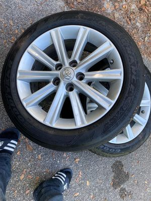 Rims bolt size 5x114.3 for Sale in Poinciana, FL