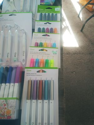 Brand new Cricut pens and tools for Sale in Travelers Rest, SC