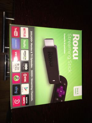 Roku streaming stick for Sale in Chicago, IL
