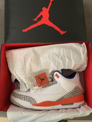 Jordan retro 3 size 12 new never use for Sale in Holiday, FL