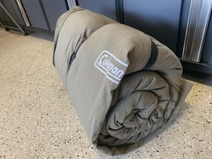 Coleman canvas sleeping bags for Sale in Irvine, CA