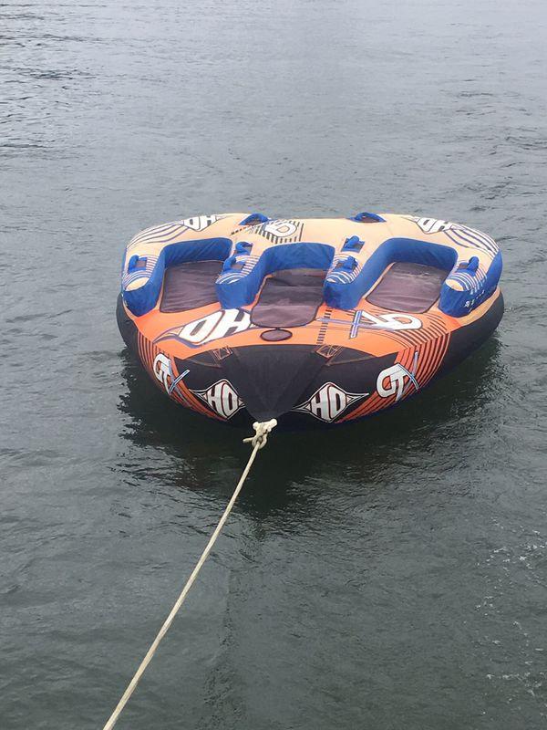4 person inflatable