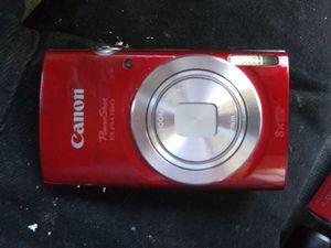 Canon PowerShot ELPH 180 Digital Camera for Sale in Santa Clara, CA
