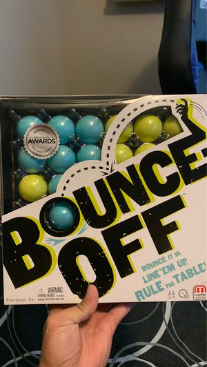 Bounce Off family game for Sale in Wichita, KS
