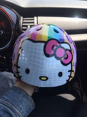 Hello Kitty multi-sport helmet for Sale in Los Angeles, CA