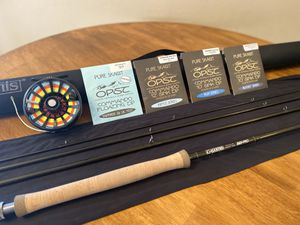 G Loomis Short Spey Setup - Rod, loaded reel, OPST tips - Ready to Fish for Sale in Seattle, WA