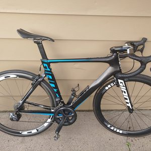 Giant Propel Carbon Road Bicycle Size Medium for Sale in Happy Valley, OR