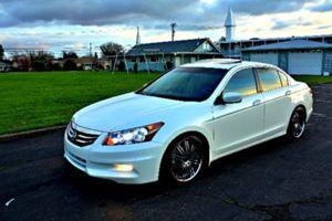 White Accord 08 EX-L for Sale in Ashburn, VA