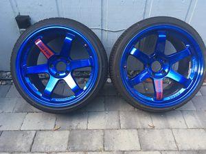 Authentic te37 for Sale in Santa Cruz, CA