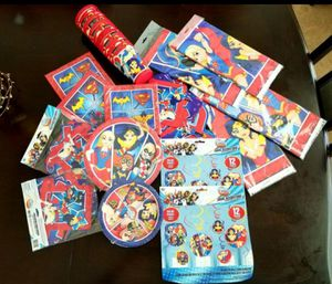 DC Superhero Girls Party Decorations for Sale in Gilbert, AZ