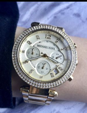 Michael Kors Gold Tone Women's Watch for Sale in Stockton, CA