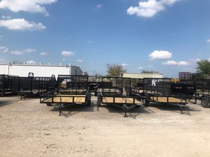 Utility trailers for Sale in Lancaster, TX
