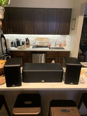 PSB speakers (3). for Sale in Chicago, IL