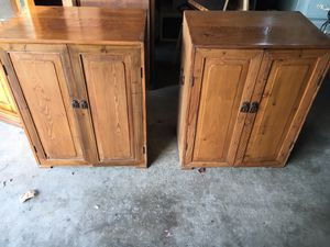 Late 1700-1800s Primitive Jelly Cabinets for Sale in Dublin, OH