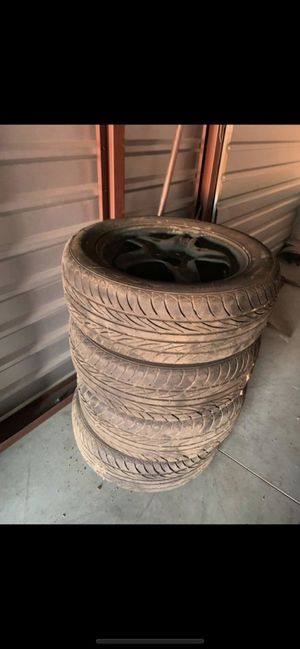 2010 Chevy Impala wheels and tires for Sale in Downey, CA