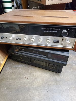Vintage Sanusi 5000A receiver for Sale in West Covina, CA