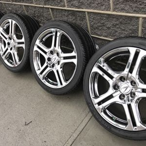 """Acura TL TSX 18"""" Wheels for Sale in Queens, NY"""