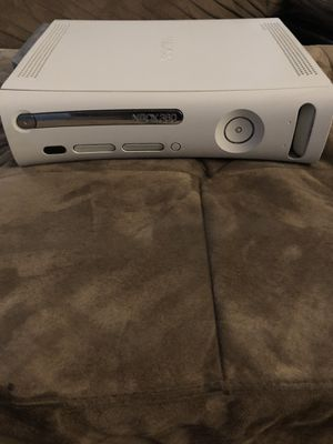 Xbox 360 console 10 games and mortal kombat arcade stick for Sale in Las Vegas, NV