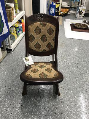 Antique rocking chair for Sale in Marietta, GA