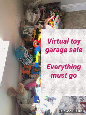 Toys sale - all kinds! for Sale in Rancho Cordova, CA
