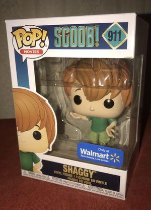 Funko POP Shaggy (Walmart Exclusive) for Sale in El Paso, TX