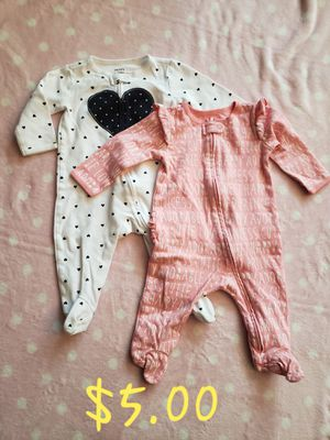 6 month baby girl clothes for Sale in Germantown, MD
