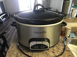Crock pot 8 quarts for Sale in Miramar, FL