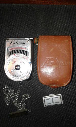 Vintage Exposure/ Light Meter for Sale in Chesapeake, VA