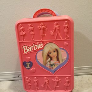1998 Barbie Take Along Doll Trunk for Sale in Santa Maria, CA