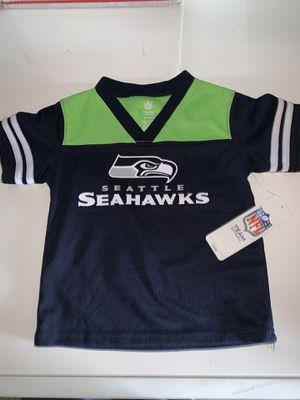 Seattle Seahawks NFL jersey shirt 2t for Sale in Killeen, TX