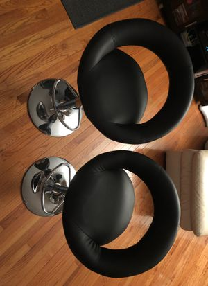 Bar stools adjustable for Sale in Brookfield, CT