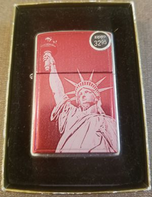Statue of Liberty Zippo lighter 2002 new for Sale in Three Rivers, MI