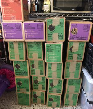 Girl Scout Cookies for Sale in Las Vegas, NV