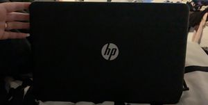 Hp 15 notebook 8.1 windows for Sale in Linthicum Heights, MD