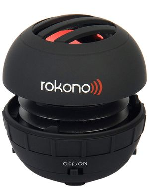 Rokono BASS+ Mini Speaker for iPhone / iPad / iPod / MP3 Player / Laptop - Black for Sale in Rancho Cucamonga, CA