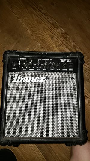 Ibanez guitar amplifier new for Sale in Monroe Township, NJ
