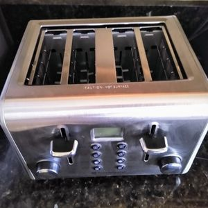 Toastmaster Wide Slice Toaster (4 Slices) for Sale in Lakeland, FL