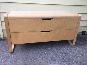 Bentwood console / sofa table for Sale in Seattle, WA