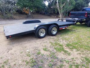 1999 Carson car trailer for Sale in Fallbrook, CA
