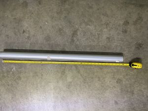 """Brushed Aluminum Silver Vinyl Wrap - 3ft across X 3ft 5""""Roll - Bubble Free High Quality for Sale in Moreno Valley, CA"""