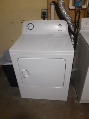 Amana push to start electric dryer for Sale in Waltham, MA