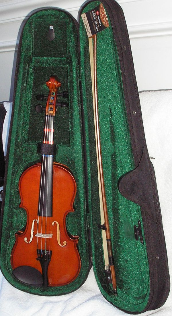 1/2 Anton Breton Violin for Children