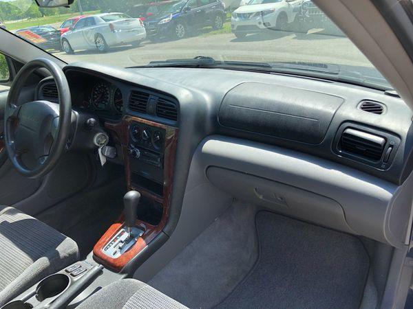 2004 Subaru Legacy Wagon