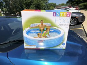 Intex Pool Family lounge for Sale in St. Charles, IL