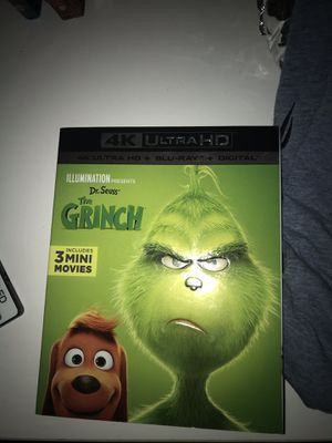 The Grinch 4K for Sale in San Diego, CA