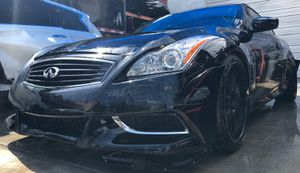 2008-2016 INFINITI G37 Q60 COUPE PART OUT for Sale in Fort Lauderdale, FL