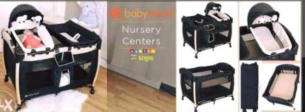 NEW Babytrend 3in1 crib